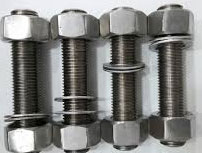 347 SS Hex Head Bolts