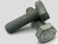 8.8 Galvanised Bolts