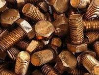 90/10 Copper Nickel Fasteners