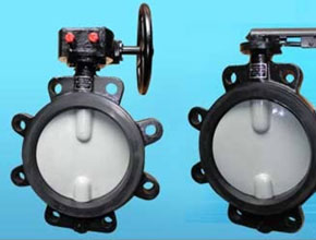 Carbon Steel Butterfly Valves