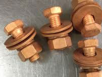 Copper Nickel 90/10 Bolts And Nuts
