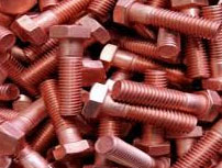 Cu-ni 90/10 Head Hex Bolts