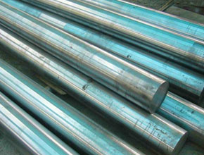 Duplex Steel Black Bars
