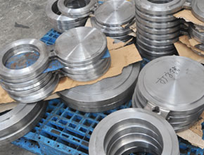 Duplex Steel Spectacle Blind Flanges