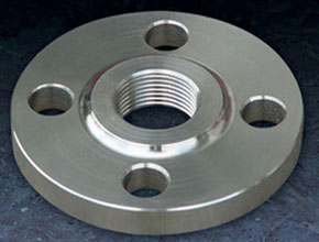 Duplex Steel UNS S31803 Threaded Flanges