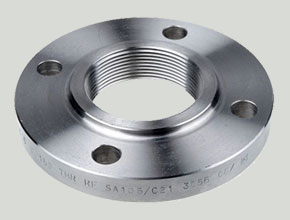 Duplex Steel UNS S32205 Threaded Flanges