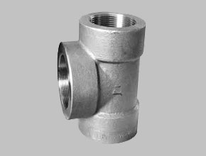 Inconel 601 Forged Tee