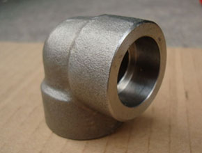 Stainless Steel 347 Forged Elbow