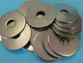 Stainless Steel 347H Washers