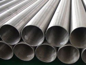 Stainless Steel 321 Welded Pipes