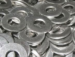 Stainless Steel 321H Washers