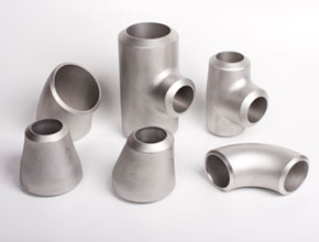 Welded Butt weld pipe fittings