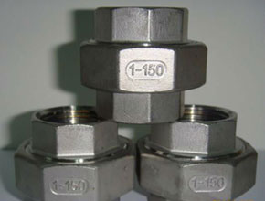 Super Duplex Steel UNS S32750 Forged Unions