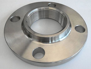 Stainless Steel 321H Threaded Flanges